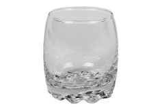 Ποτήρι σφηνάκι γυάλινο τεμ. 1