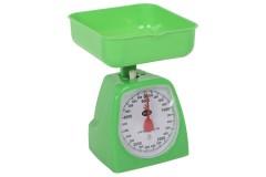 Ζυγαριά κουζίνας 5 κιλών με κάδο χρ. πράσινο