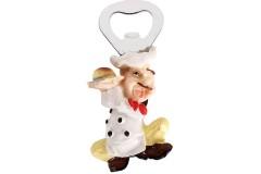 Μαγνητάκι ψυγείο με ανοιχτήρι σχ. μάγειρας