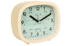 Ρολόι ξυπνητήρι ορθ. 12Χ4Χ10 εκ. με παραστάσεις σχ. BIRDS