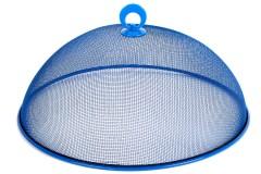 Καπάκι πιατέλας συρμάτινο Φ35 εκ. χρ. μπλε