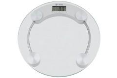 Ζυγαριά μπάνιου ηλεκτρονική γυάλινη 150 κιλών