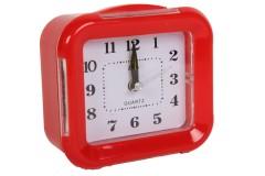 Ρολόι ξυπνητήρι 10Χ4,5Χ9 εκ. με φώς χρ. κόκκινο