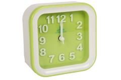 Ρολόι ξυπνητήρι 10Χ4Χ10 εκ. χρ. πράσινο