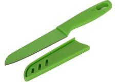 Μαχαίρι 20 εκ. με πλαστική λαβή χρ. πράσινο