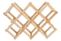Κάβα ξύλινη 8 θέσεων πτυσσόμενη