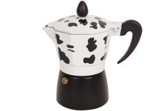 Καφετιέρα - μπρίκι Espresso για 3 φλιτζάνια σχ. COW - OEM HLP1-3