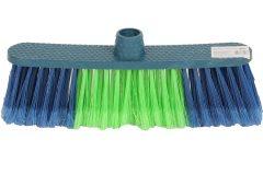 Σκούπα 29 εκ. χρ. μπλε - πράσινο