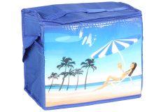 Τσάντα ψυγείο ισοθερμική 32Χ18Χ26 εκ. 13 λίτρα σχ. ΚΟΠΕΛΑ - OEM