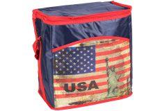 Τσάντα ψυγείο ισοθερμική 33X20X33 εκ. 20 λίτρα σχ. USA- OEM