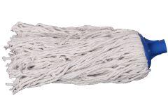 Σφουγγαρίστρα βαμβακερή 250 γραμμάρια χρ. μπλε