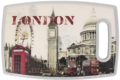 Επιφάνεια – δίσκος κοπής MDF  30Χ20 εκ. με λαβή σχ. LONDON