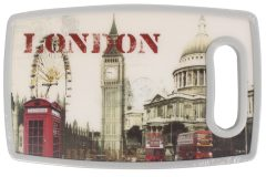 Επιφάνεια – δίσκος κοπής MDF  25Χ16 εκ. με λαβή σχ. LONDON