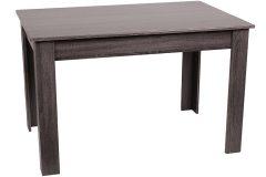 Τραπέζι ξύλινο MDF 120Χ80Χ75,5 εκ. χρ. Γκρι