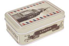 Κουτί μεταλλικό αποθήκευσης 12,5Χ9Χ4,5 εκ.