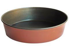 Ταψί φούρνου αντικολλητικό Φ28Χ6 εκ. - KEYSTONE