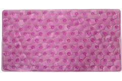 Πατάκι μπάνιου αντιολισθητικό 70Χ35,5 εκ. χρ. ροζ - φούξια